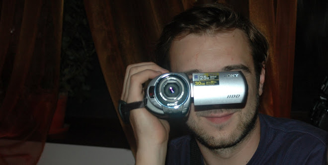 On camera
