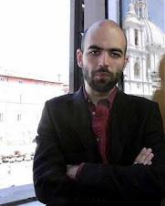 lo scrittore Saviano