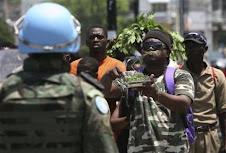 colpo di stato USA a Haiti