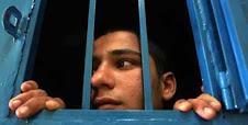 ragazzino in carcere