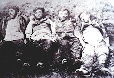 """""""briganti"""" del Sud uccisi"""