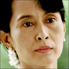 la signora aung