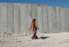 muro  per palestinesi