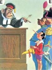 pinocchio davanti ai giudici