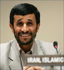 ahmanenjed Presidente Iran