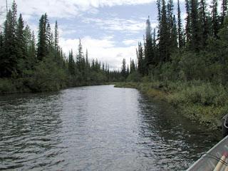 providence creek-Alaska