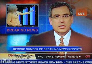 some  TV news