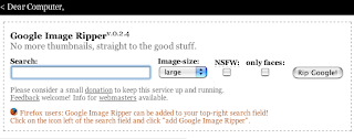 Google Image Ripper