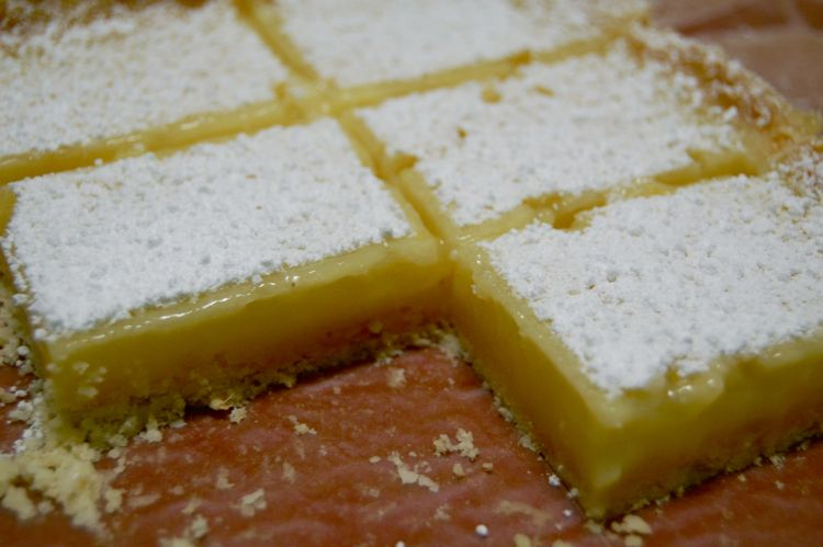 America S Test Kitchen Perfect Lemon Bars