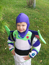 Buzz Lightyear -- Too Infinity & Beyond!!!