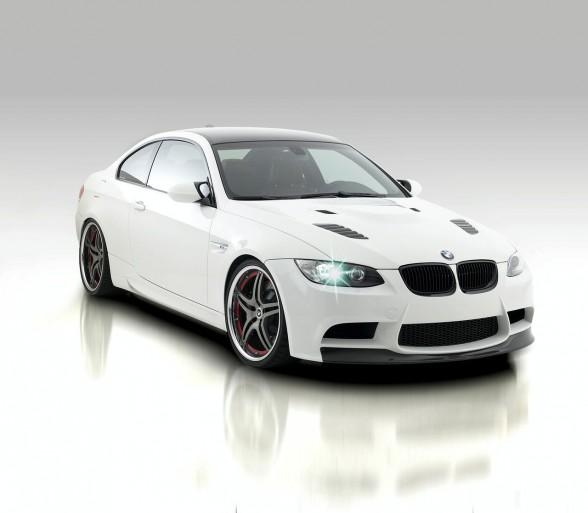 2009 Vorsteiner BMW E92/E90 M3 GTS3