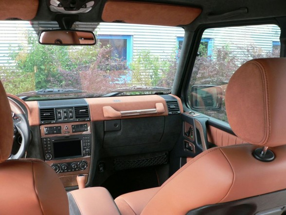 2009 A.R.T AS55K YAAS Edition Mercedes-Benz G55 AMG