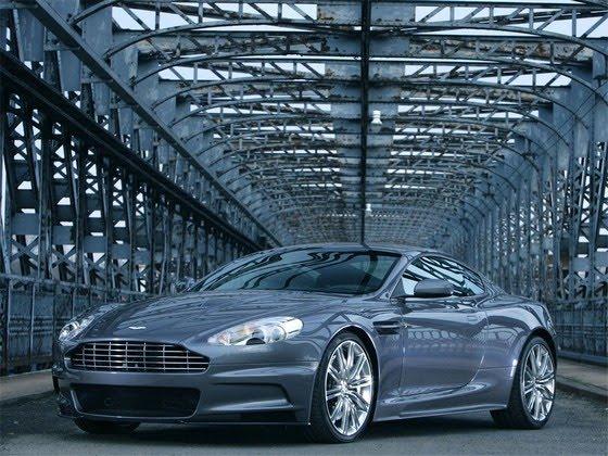 Aston Martin DBS 2009