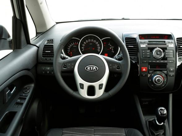 New Kia Venga 2010 Interior