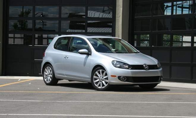 2010 Volkswagen Golf TDI Two Door