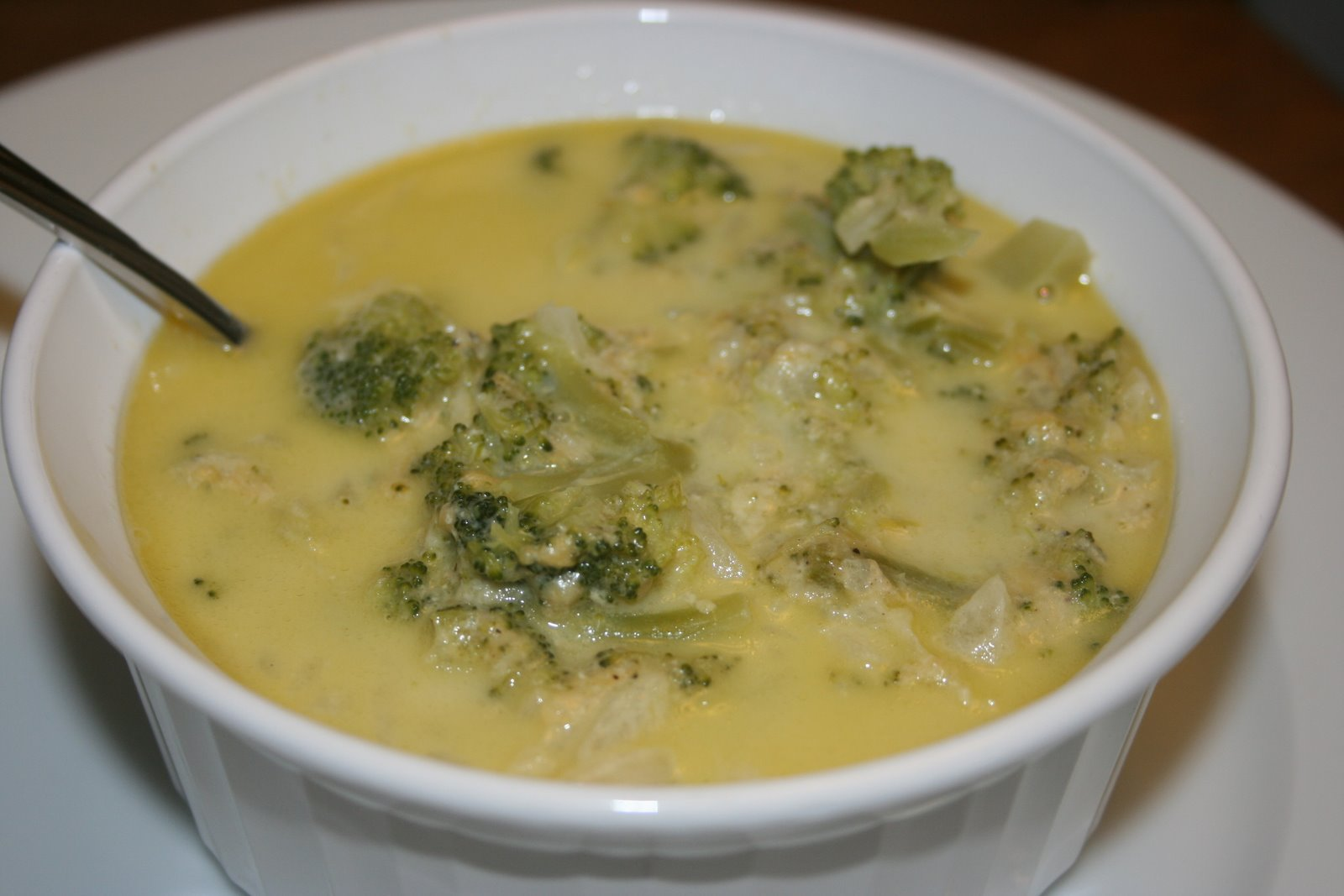 ... Monday: Crock Pot Broccoli and Three Cheese Soup   Food Tidings Blog