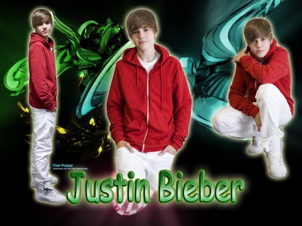 [wallpaper] Hot Justin Bieber Picture