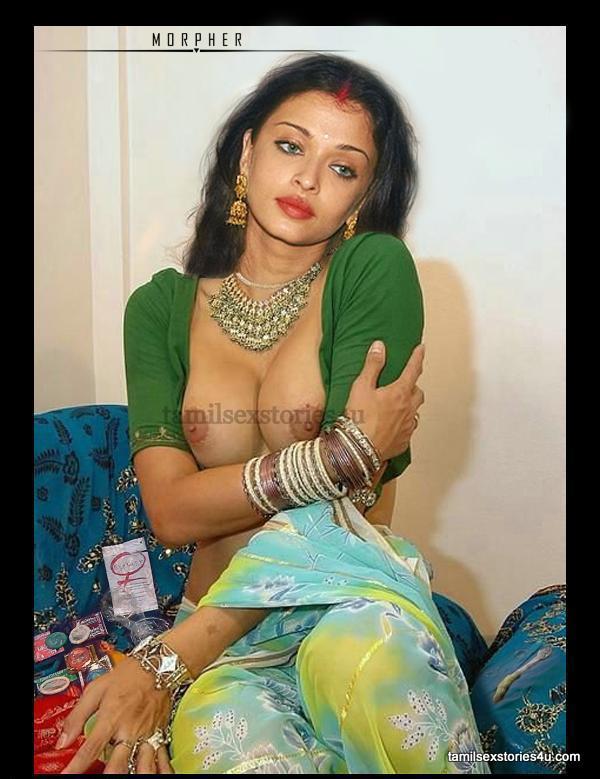 Aishwarya Rai Boob Show
