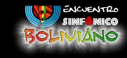 Encuentro Sinfonico Boliviano