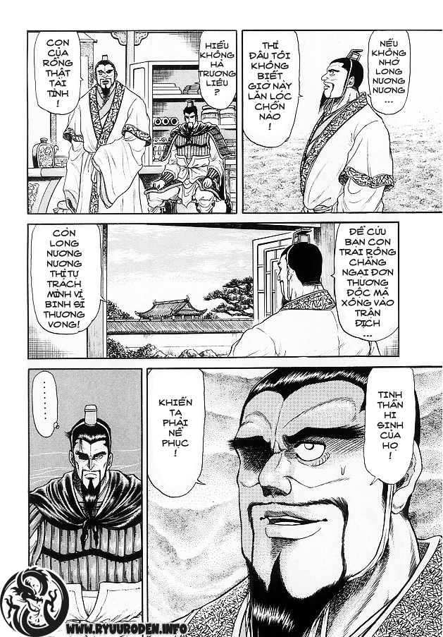 Chú bé rồng-Ryuuroden chap 15 Trang 9 - Mangak.info