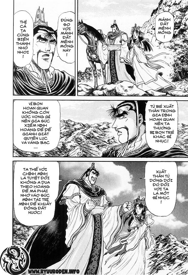 Chú bé rồng-Ryuuroden chap 15 Trang 18 - Mangak.info