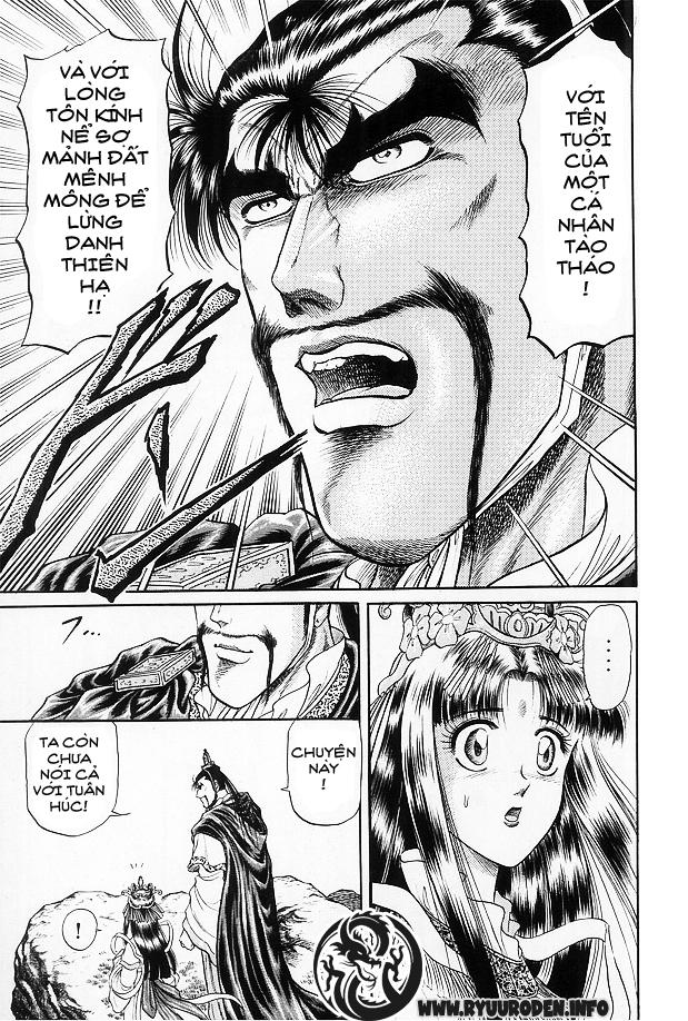 Chú bé rồng-Ryuuroden chap 15 Trang 19 - Mangak.info