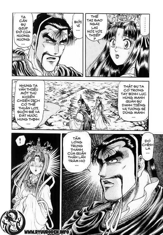 Chú bé rồng-Ryuuroden chap 15 Trang 20 - Mangak.info