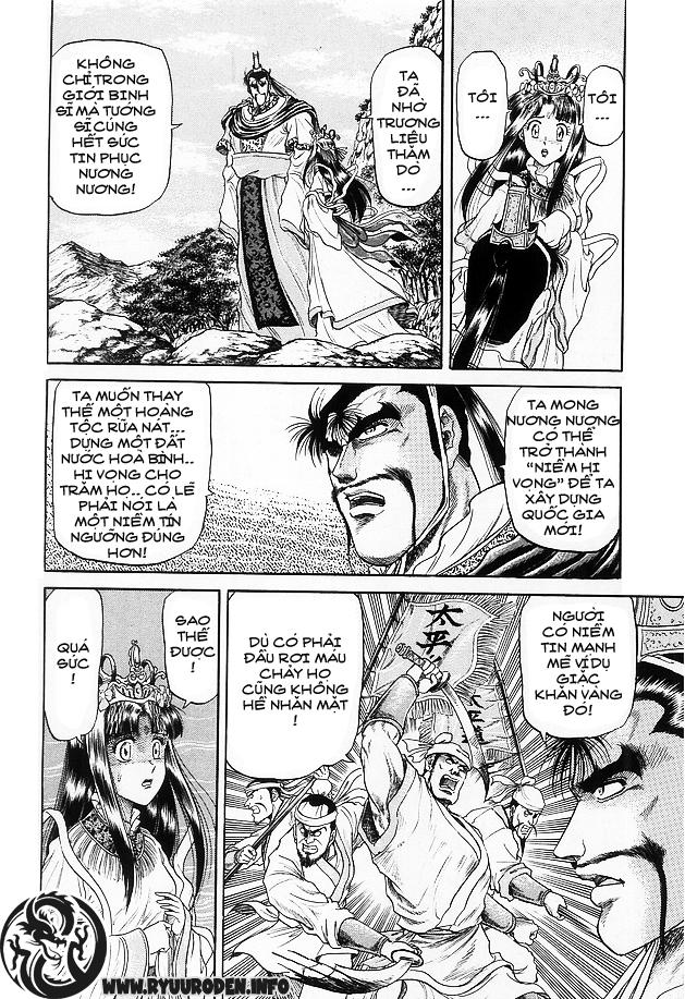Chú bé rồng-Ryuuroden chap 15 Trang 22 - Mangak.info
