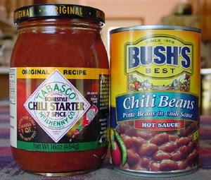 Chili Fixins