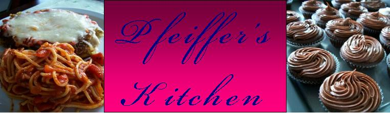 Pfeiffer's Kitchen