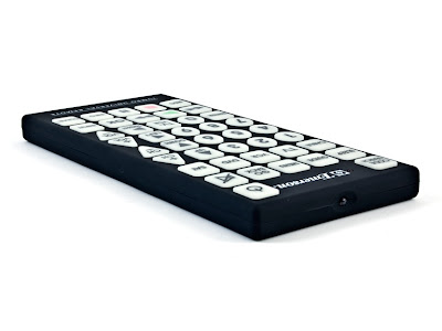Ridiculously Large 8-Device Universal Remote