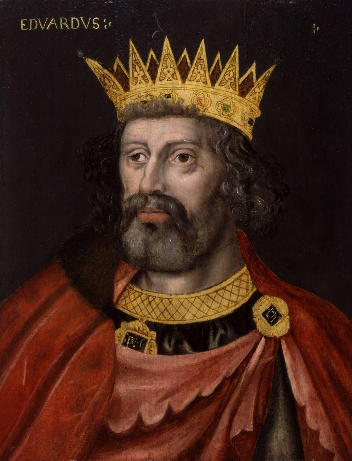 biography of the king of scotland edward the longshank After wallace's death, robert bruce revived his grandfather's claim to the throne,  and  the new king was no match for robert bruce – in 1314, at the battle of   edward i, better known as edward longshanks because of his long legs, had.