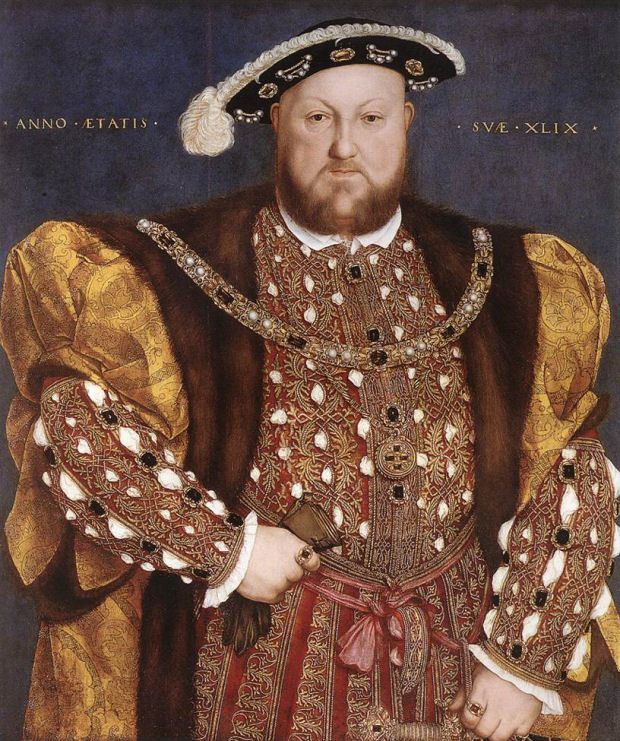 What Did Henry VIII Achieve in His Life?