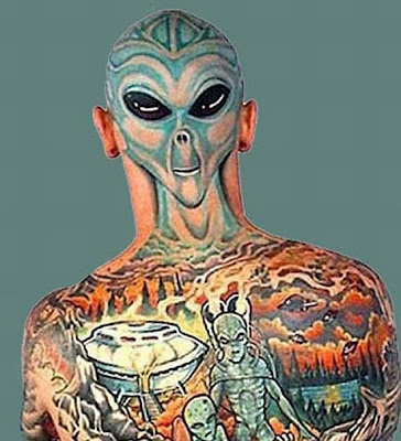 Whether you are new to tattoos or not, this UFO Tattoo Ideas, may you think