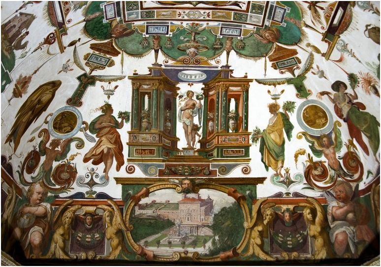 Idle Speculations  The Villa Medici  Rome