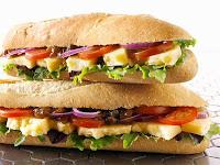 sanduíche saudável