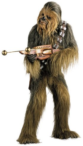 Yo modifico, tú modificas... Wookie