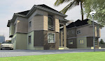 twin 4 bedroom Duplex