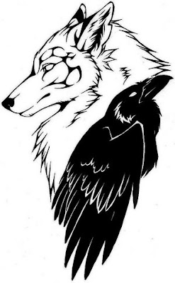 Wolf tattoos, like other tattoos, are done for a reason.