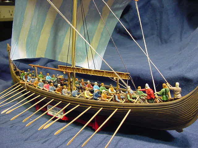 an analysis of the gokstad in ancient viking ships A reproduction of the smaller tent  th century viking age ship burial found at oseberg in a later overview of the oseberg and gokstad ship finds: 2:.