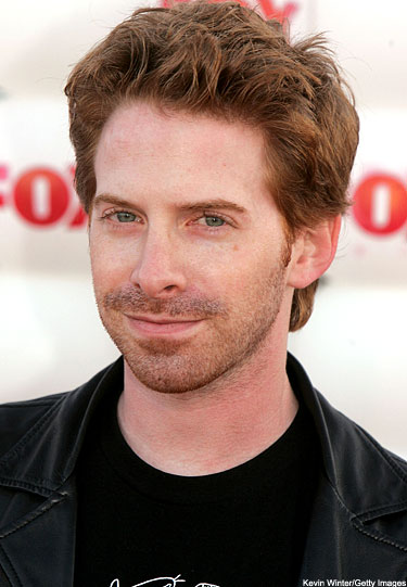 Seth ... nothing to do with Heroes, but he's still here because he's Seth Green.