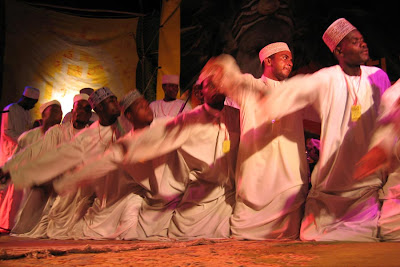 L'ensemble soufi Mtendeni Maulid de Zanzibar