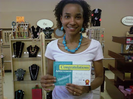 I completed my first class at Beaded Couture!  And the class was free!!!!
