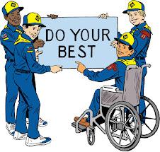 Cub Scout Motto