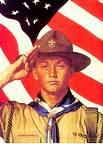 Boy Scout Salute