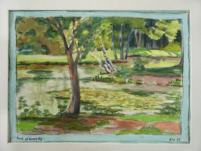 Pond at Forest Hill 2004