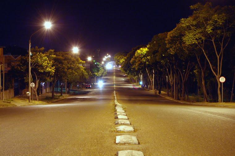 La Avenida en tiempos de murgas