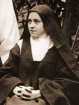 st-therese-of-lisieux-3 - Saints Of The Day - Bible Study