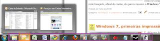A melhor barra de tarefas feita pela Microsoft.