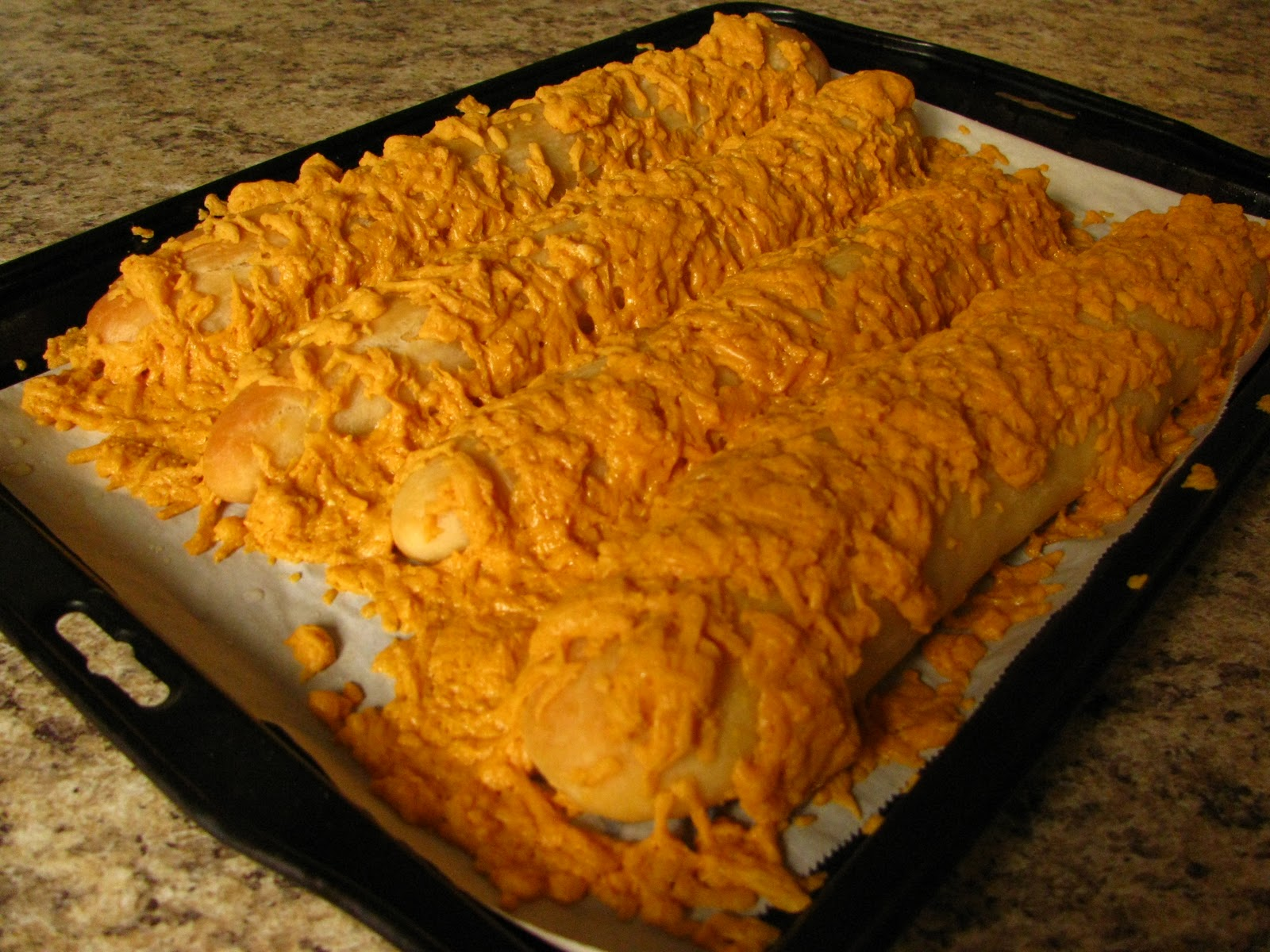 The Yummy Vegan: Daiya Cheese Breadsticks